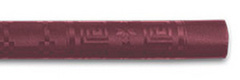 Prt damast 7 m x 1,2 m - BORDO